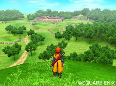 【速報】 3DS「ドラクエ8」、劣化…